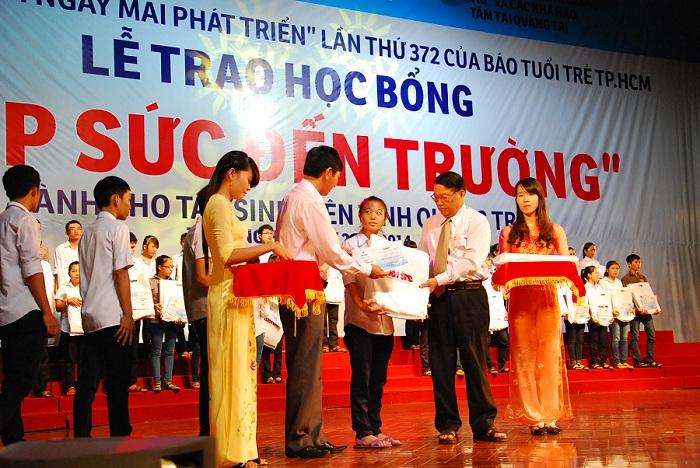 Otiv - TIếp Sức Đến Trường 2015