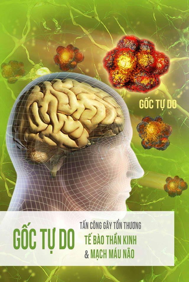 biến chứng của bệnh teo não