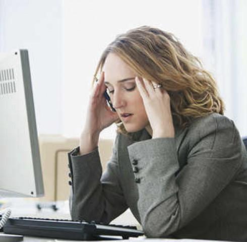 Căng thẳng thần kinh dễ dẫn đến mất ngủ mãn tính