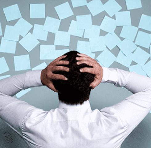 Càng stress càng dễ đột quỵ