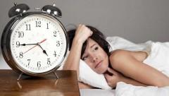Càng stress càng dễ mất ngủ
