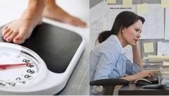 Phụ nữ bị stress có thể gây tăng cân