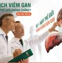 Đại dịch viêm gan - Vì sao cả thế giới phòng chống?