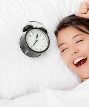 Tác dụng của giấc ngủ sinh lý với sức khỏe toàn thân