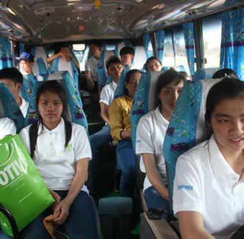 Cùng thí sinh đến trường thi - Thêm niềm tin để người trẻ đạt ước mơ