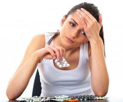 Không nên lạm dụng thuốc chống đau đầu