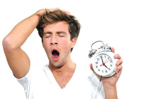 chế độ ngủ cho sinh viên
