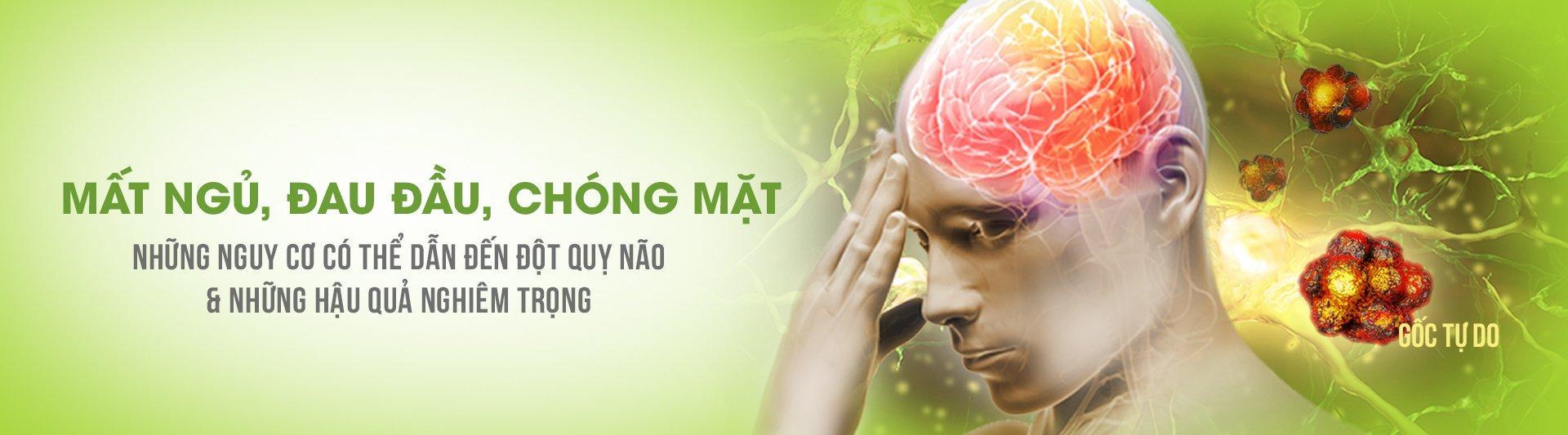 Otiv cải thiện mất ngủ, đau nửa đầu, suy giảm trí nhớ